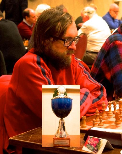 Mark Bloem, winnaar groep A